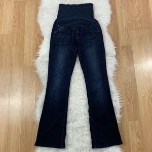 Hudson Maternity Jeans Secret Fit Belly Bootcut